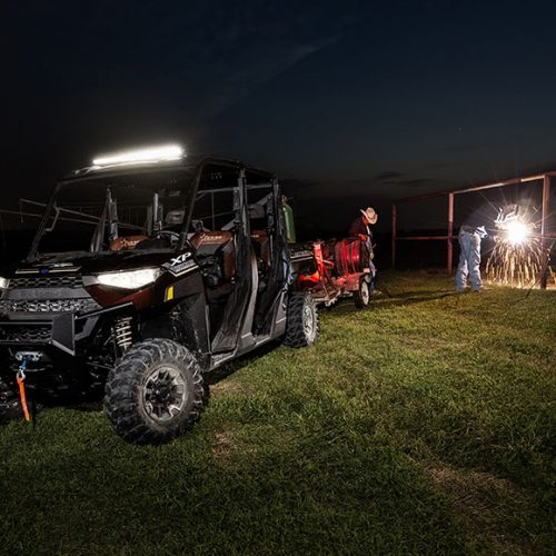 2020 Polaris RANGER XP 1000 Texas Edition Gallery Image 3