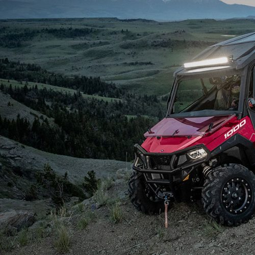2020 Polaris GENERAL® 4 1000 EPS Deluxe Gallery Image 3