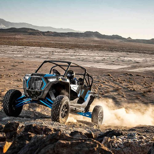 2020 Polaris RZR XP 4 Turbo S Gallery Image 1