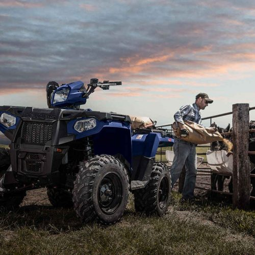 2020 Polaris Sportsman® 450 H.O Gallery Image 3