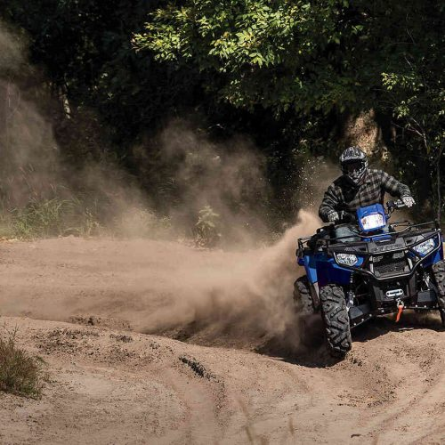 2020 Polaris Sportsman® 450 H.O Gallery Image 4