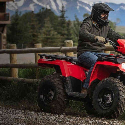 2020 Polaris Sportsman® 570 Gallery Image 4