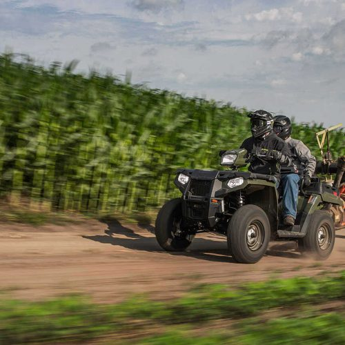 2020 Polaris Sportsman® X2 570 Gallery Image 3