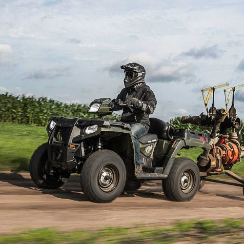 2020 Polaris Sportsman® X2 570 Gallery Image 4