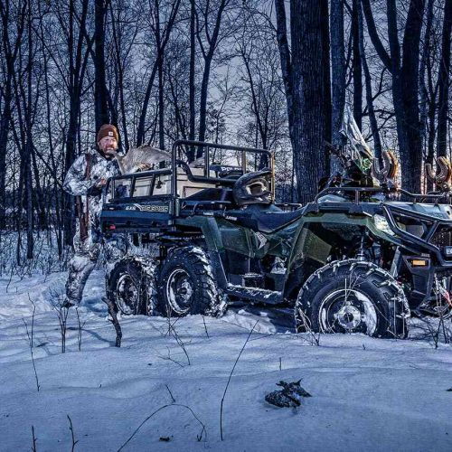 2020 Polaris Sportsman® 6x6 570 Gallery Image 1