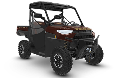 2020 Polaris RANGER XP 1000 Texas Edition