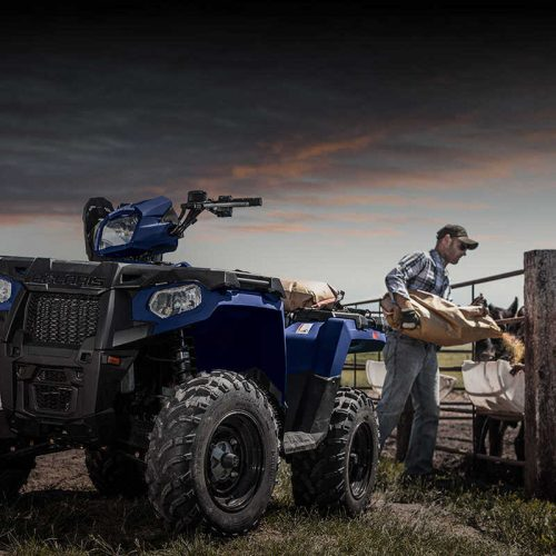 2020 Polaris Sportsman® 450 H.O Gallery Image 1
