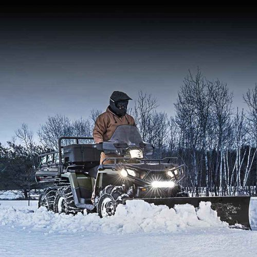 2020 Polaris Sportsman® 6x6 570 Gallery Image 4