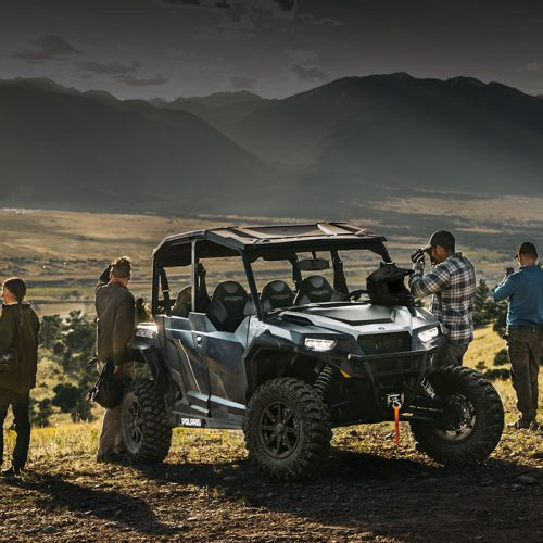 2020 Polaris GENERAL® XP 4 1000 Deluxe Gallery Image 4