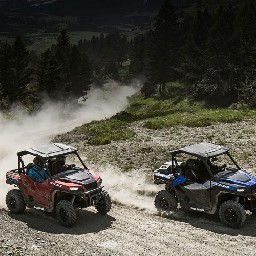2020 Polaris GENERAL® 1000 Deluxe Gallery Image 3