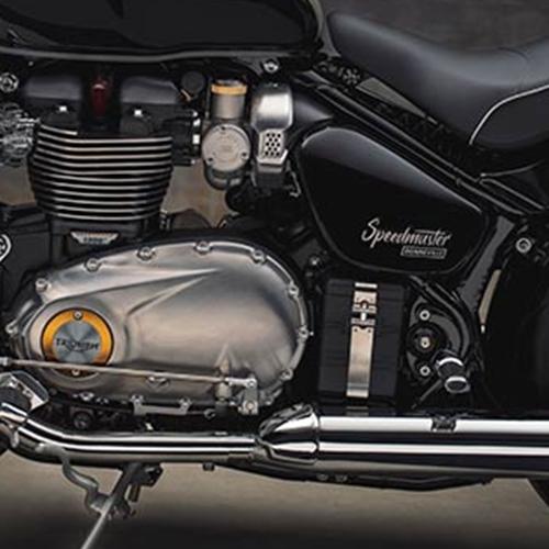 2020 Triumph Bonneville Speedmaster Gallery Image 4