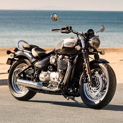 2020 Triumph Bonneville Speedmaster Gallery Image 1