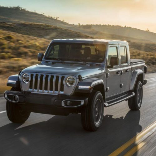 2020 Jeep Gladiator Gallery Image 3