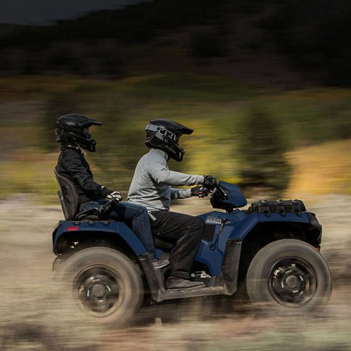 2020 Polaris Sportsman® Touring 850 Gallery Image 1