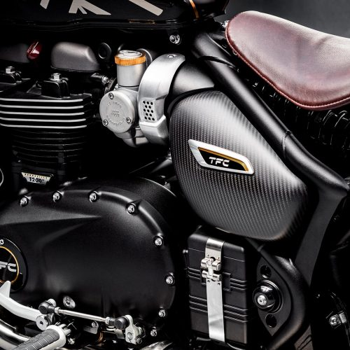 2020 Triumph BOBBER TFC Gallery Image 3