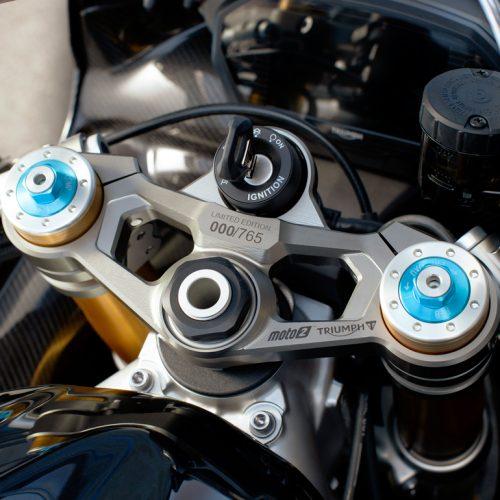 2020 Triumph DAYTONA MOTO 2  Limited Edition Gallery Image 3