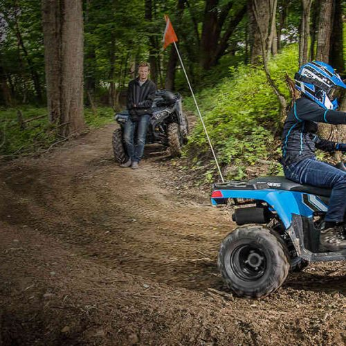 2020 Polaris Sportsman® 110 EFI Gallery Image 4