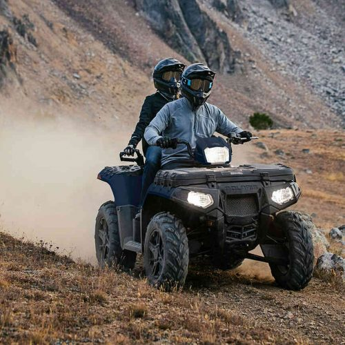 2020 Polaris Sportsman® Touring 850 Gallery Image 2