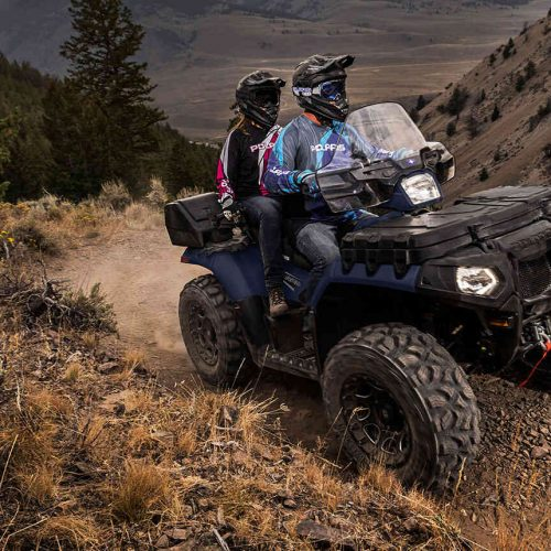 2020 Polaris Sportsman® Touring 850 Gallery Image 3