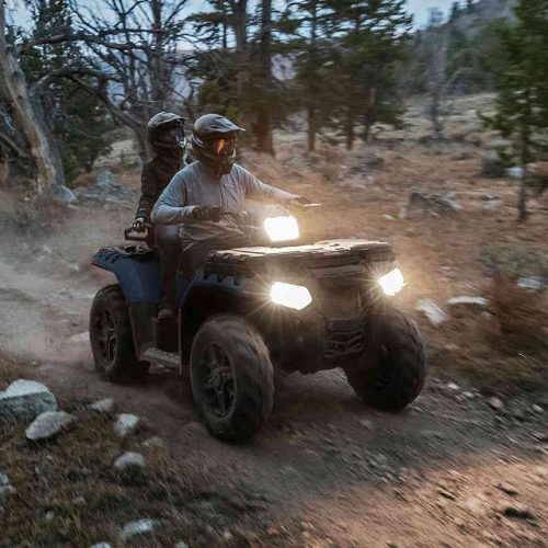 2020 Polaris Sportsman® Touring 850 Gallery Image 4
