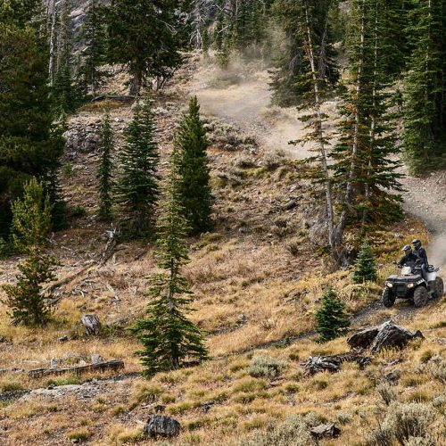 2020 Polaris Sportsman® Touring XP 1000 Gallery Image 2