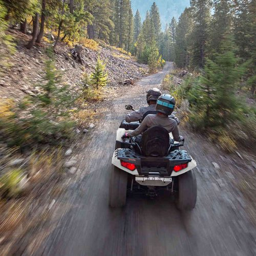 2020 Polaris Sportsman® Touring XP 1000 Gallery Image 3