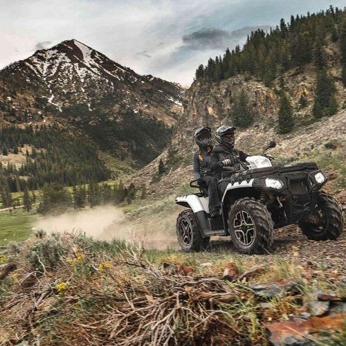 2020 Polaris Sportsman® Touring XP 1000 Gallery Image 4