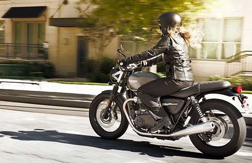 2020 Triumph Street Twin Gallery Image 1