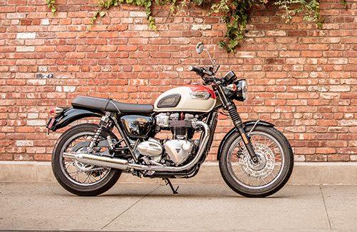 2020 Triumph Bonneville T100 Gallery Image 4