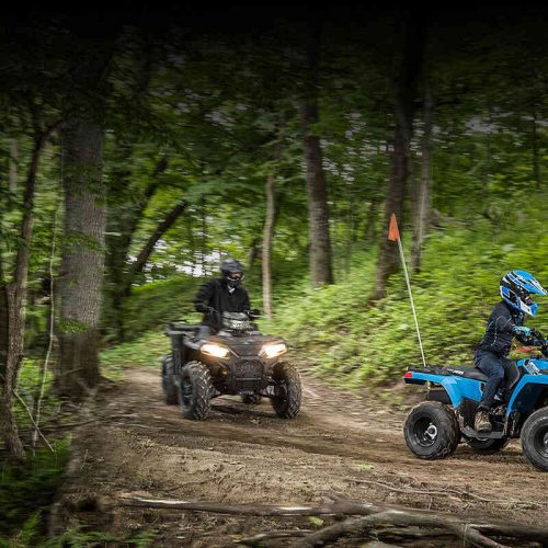 2020 Polaris Sportsman® 110 EFI Gallery Image 1