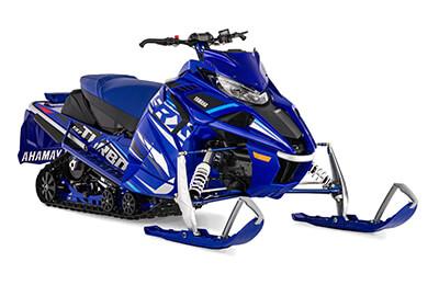 2021 Yamaha SIDEWINDER SRX LE