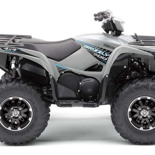 2020 Yamaha GRIZZLY EPS SE Gallery Image 2