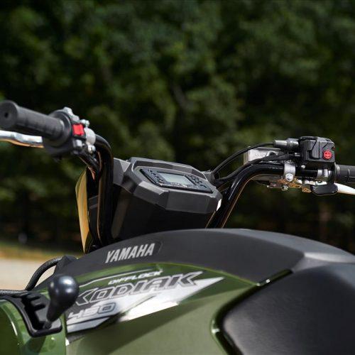 2020 Yamaha KODIAK 450 EPS SE Gallery Image 3