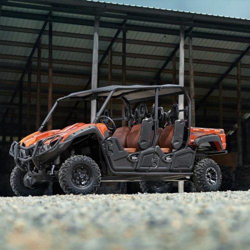 2020 Yamaha Viking VI EPS Ranch Edition Gallery Image 4