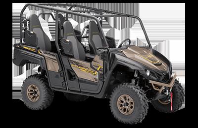 2020 Yamaha Wolverine X4 XT-R