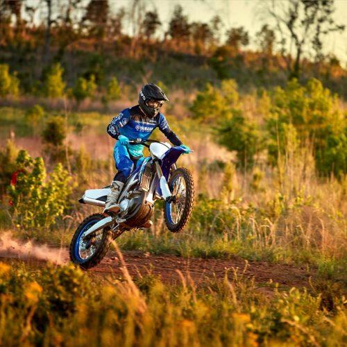 2020 Yamaha YZ450FX Gallery Image 1