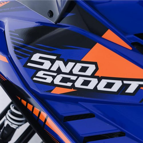 2021 Yamaha SNOSCOOT ES Gallery Image 4
