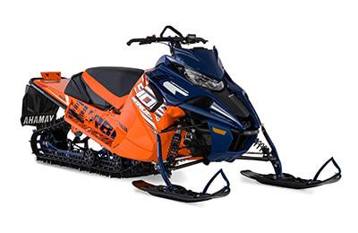 2021 Yamaha SIDEWINDER B-TX LE 153