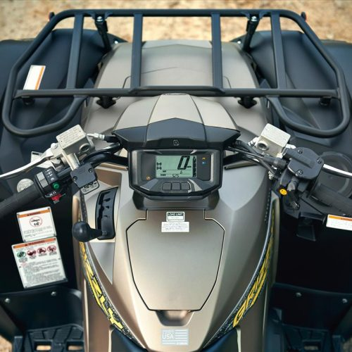 2020 Yamaha GRIZZLY EPS XT-R Gallery Image 4