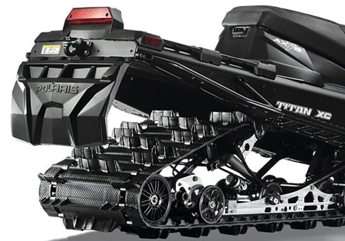 2021 Polaris TITAN® Adventure 155 Gallery Image 3