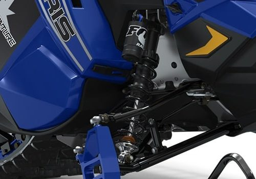 2021 Polaris TITAN® Adventure 155 Gallery Image 4