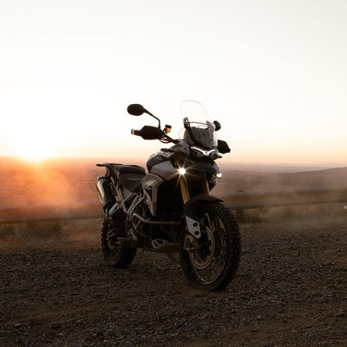 2020 Triumph Tiger 900 Rally Pro Gallery Image 2