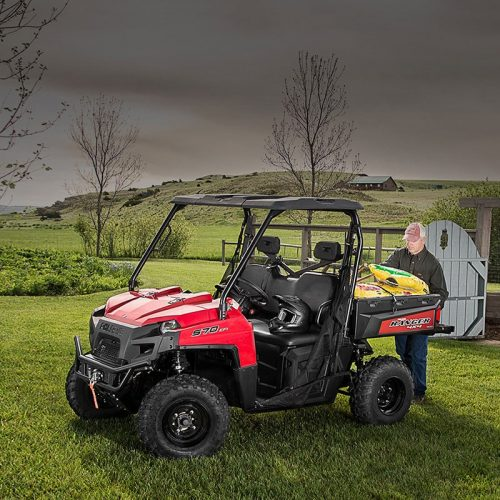 2020 Polaris RANGER 570 Full-Size Gallery Image 2