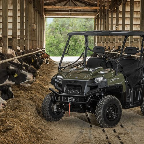 2020 Polaris RANGER 570 Full-Size Gallery Image 3