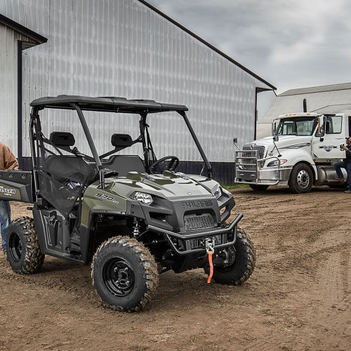 2020 Polaris RANGER 570 Full-Size Gallery Image 4