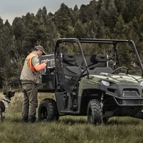 2020 Polaris RANGER 570 Full-Size Gallery Image 1