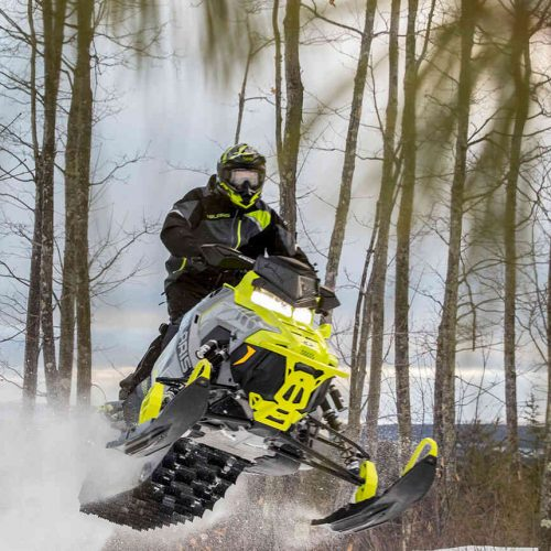 2020 Polaris Switchback® Assault® 144 Gallery Image 4