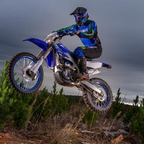 2020 Yamaha WR250F Gallery Image 1