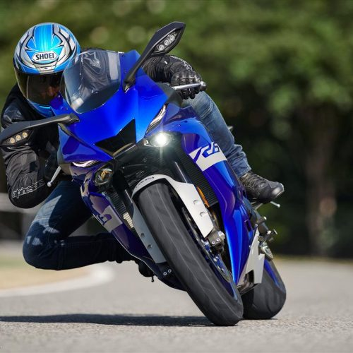 2020 Yamaha YZF-R6 Gallery Image 1