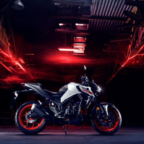 2020 Yamaha MT-03 Gallery Image 2